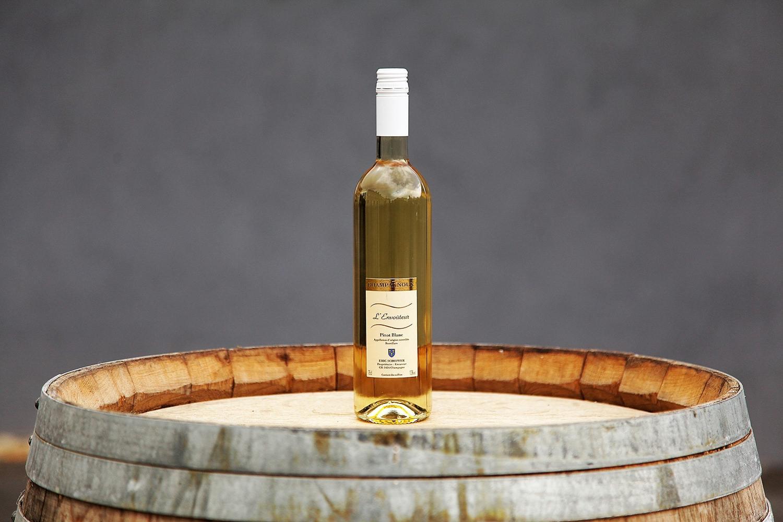 « L'Envoûteur » Pinot blanc